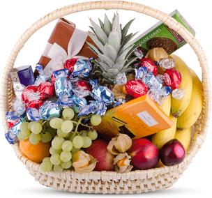 Presentkorg - En perfekt gåvokorg till kollegor eller kunder